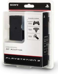 Sony PlayStation 3 AC Adaptor £2.99 (Prime) £4.98 (Non prime) Sold by Side Two and Fulfilled by Amazon