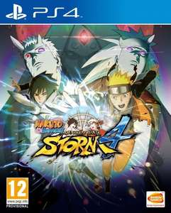 Naruto Shippuden: Ultimate Ninja Storm 4 PS4/Xbox One £25 @ Tesco Direct / Amazon