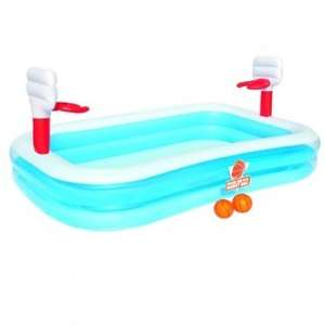Basketball Play Pool now £16.00 delivered at Tesco Direct