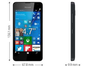 Microsoft Lumia 550 on Pay as you go £39 on Vodafone delivered