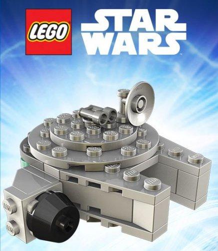 Lego Star Wars Millennium Falcon Mini Build [Sat 7th May / 11-1pm] @ Toys R Us