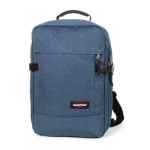Amazon UK Lightning Deal - £30.30p (Free Delivery) - Eastpak UnisexSuitcase , Double Denim (Blue) EK46682D