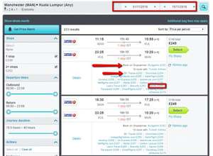 £249 Manchester to Kuala Lumpur Turkish Airlines November (15 days stay)