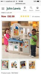 Little tikes cook and grill kitchen £62.99  @ John Lewis