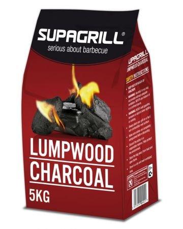 5KG Lumpwood Charcoal £2.99 Home Bargains