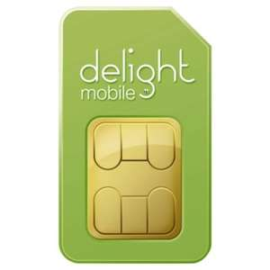 delight mobile everything unlimited /unlimited/ 3G unlimited data