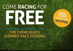 Free tickets to Doncaster Races!