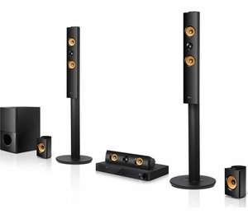 LG LHB745 5.1 Smart 3D Blu-ray & DVD Home Cinema System Currys £349