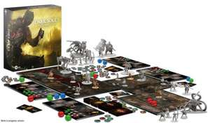 Dark Souls - The Board Game @ Kickstarter