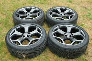 £20 To Refurbish Rims/Alloys choose from Silver or Black finish @ CityPowderCoaters Birmingham