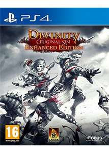 (PS4) Divinity: Original Sin £17.24 @ GameSeek