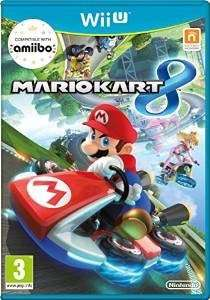 Mario Kart Wii U (used - very good) £14.16 from Amazon Warehouse deals