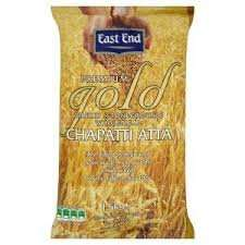 East end gold chakki atta 5 kg on 3 for 2 so 15 kg atta for £12 at Tesco