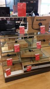 Various reduced used electronics at John Lewis Swindon
