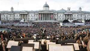 Free BMW LSO Open Air Classics concert in Trafalgar Square, 22/05/2016, 18:30 @ visitlondon.com