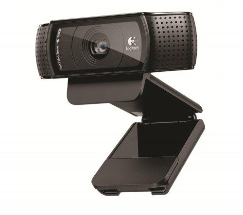 Logitec HD Pro c920 webcam now **£37.99**@ PC World or Currys