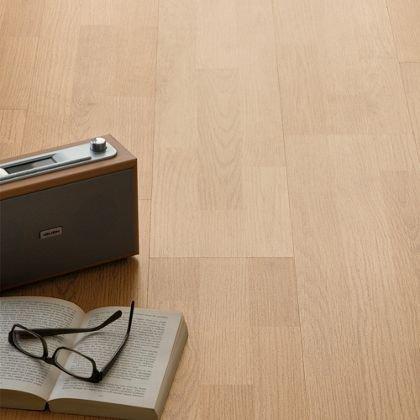 Homebase Avon 3 Strip Laminate Flooring - 2.92sq m per pack  £3.74 per sq m