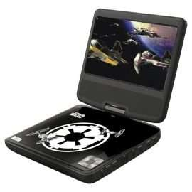Star Wars portable dvd player tesco direct £39 free click and collect