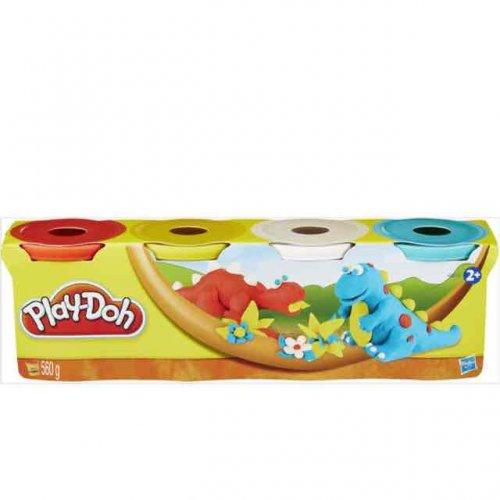 4 pots of play-doh £1 @ Poundland