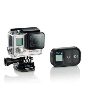 Refurbished GoPro HERO 3+ Black Edition action camera £149.99 from GoPro Certified UK on eBay
