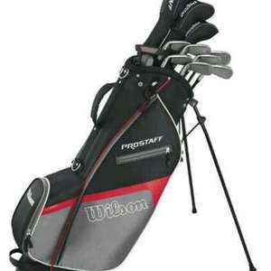 Wilson Prostaff HDX Golf Package Set (graphite) £229.99 from Clubhouse Golf