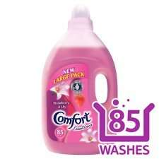 Comfort Creation Strawberry And Lily Fabric Conditioner 3L 85 washes!!! £4 @ Tesco
