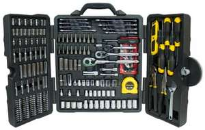 Stanley 210 piece tool kit £42.50 @ Halfords