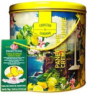 750g Lemon Cream Panettone + Tin £1.99 @ Costco