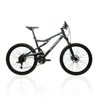 Btwin Rockrider 500s Full Suspension Mountain bike £239 Decathlon