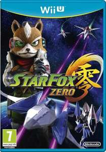 Star Fox Zero Wii U £24.85 Delivered @ Base