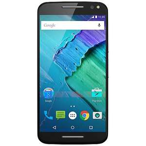 "Motorola Moto X Style Smartphone, Android, 5.7"", 4G, SIM Free, 32GB, £289.95 delivered Black from John Lewis"