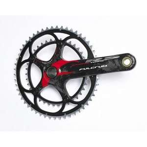 Fulcrum R-Torq RS Chainset 39/53 10sp carbon crankarms 170-172.5 & 175mm RRP £380 now £79.99 at Merlin