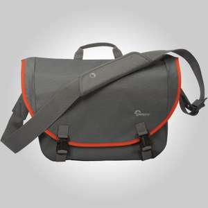 Lowepro Camera Passport Messenger Shoulder Bag (Black or Grey) - Jessops £14.97 free c&c