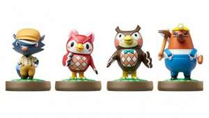 Nintendo Animal Crossing Amiibo - most are £7.86 delivered at ShopTo