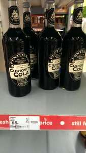Various Fentimans drinks 750ml now 68p at Asda