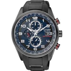 Citizen Eco-Drive Radio Controlled Chronograph World Timer Watch @ Goldsmiths Limited Edition only 2500. £200 delivered (Reduced from £499)