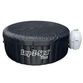 Bestway Lay-Z-Spa Miami Inflatable Hot Tub £229 (using code) plus £7.95 delivery or free if you sign up for a months free trial @ Tesco Direct