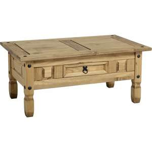 Wayfair - Corona Coffee Table - £26.99 + £4.99 delivery or over £40 free delivery