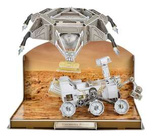 166 Piece Curiosity Rover 3D Puzzle (rrp £14.99) £1.92 del Add On / £20 Spend @ Amazon