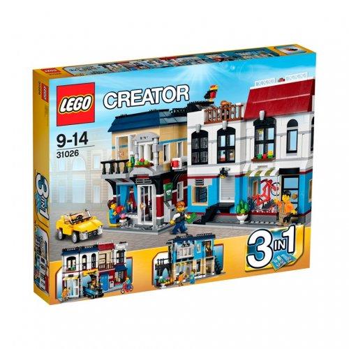 LEGO Creator Bike Shop & Cafe 31026 £20 delivered @ Smyths Toys