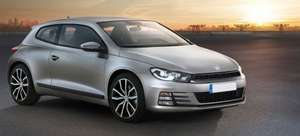 VW Scirocco R 2.0 TSI 280 Lease -FULLY MAINTAINED 8kpa 23+9 £234.08 PM (TOTAL £7670.98) @ Gateway2lease