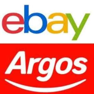 Free returns to seller when picking up eBay items from Argos