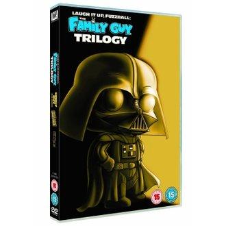 Family Guy Star Wars Trilogy: Laugh It Up, Fuzzball [DVD] £3.00 @ Fox Direct/Rakuten