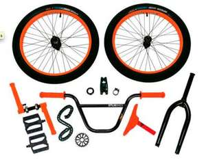 Ride-to-Work scheme now includes parts/components only - save 32%-42% £100 @ Evans Cycles