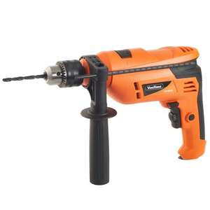 VonHaus 810W Impact Drill with Rotary and Hammer functions complete with carry case £27.99 / £23.79 with voucher @ Domu / Rakuten