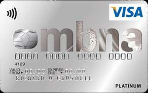 MBNA Balance Transfer Card, 0% For 40 MONTHS! (2.55% Fee) + (Option to get pre-approved).