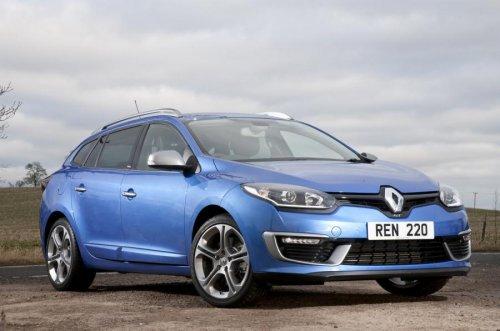 Renault Megane GT NAV 220, £8000 saving £16543.00 @ Broadspeed