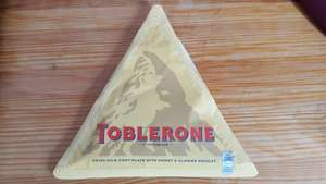 Toblerone Tablet only 10p Superdrug (in store)