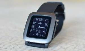 Pebble time smartwatch £79.99 @ Zavvi