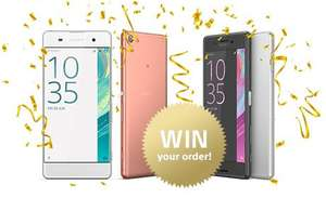 Pre-order to win, new winners every week! Xperia X & Xperia XA £459 @ Sony